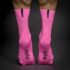 GripGrab Lightweight SL Sokken, fluo pink